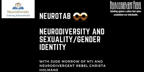 Neurotaboo Series - Sexuality and Gender Identity. tickets