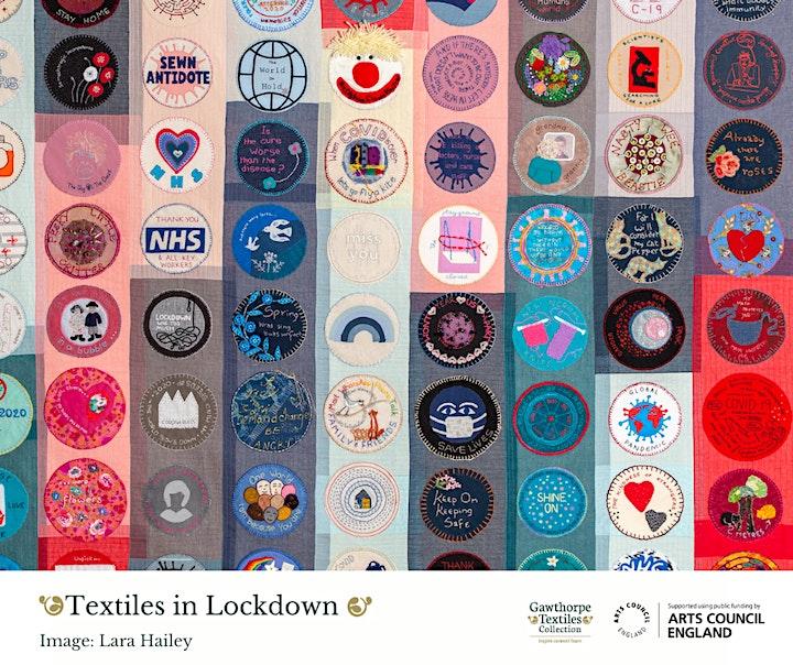 Ruth Singer: Textiles in Lockdown image