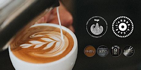 Masterclass en ligne Sage Appliances x L'Arbre à Café (Français) billets