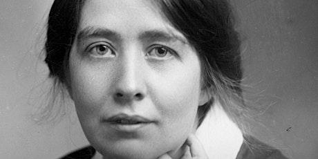 Book launch: Sylvia Pankhurst Natural Born Rebel tickets