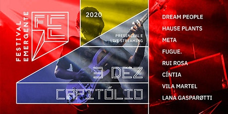 Festival Emergente 2020 tickets