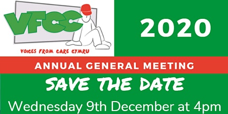 Voices From Care Cymru Annual General Meeting tickets