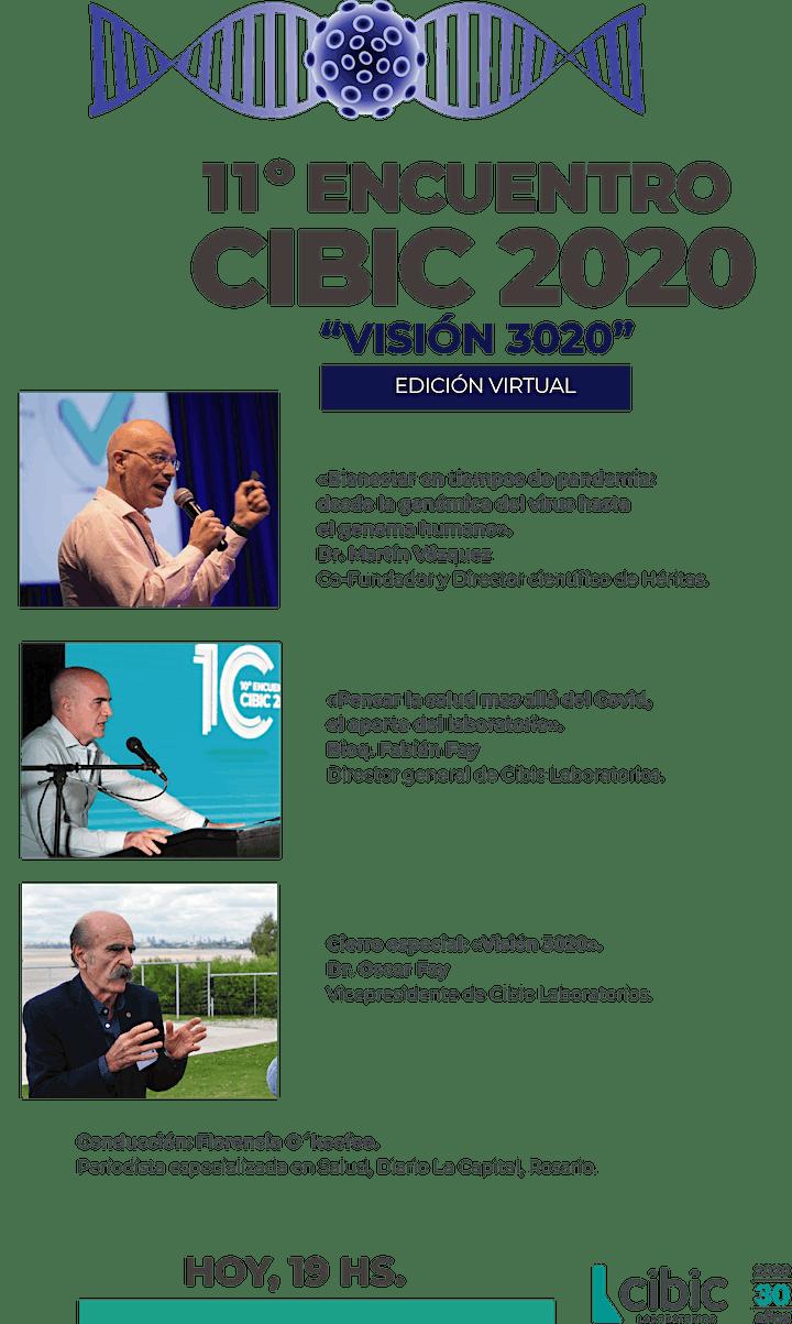 Imagen de 11º Encuentro Cibic -Edición virtual- 2020