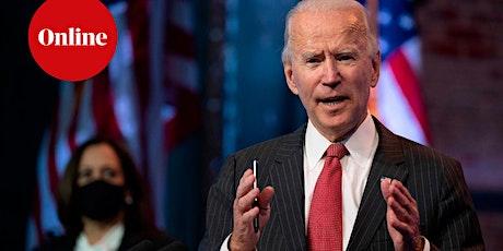 The 46th president: A conversation with Joe Biden biographer Evan Osnos Tickets