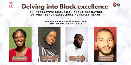 Delving into Black Excellence tickets