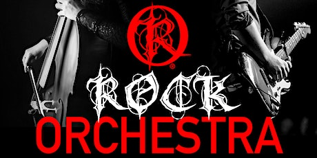 Rock Orchestra - Plant 4 tickets