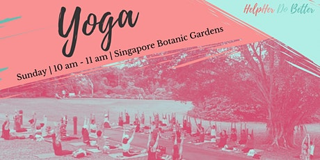 Yoga For Helpers (2nd Anniversary) tickets