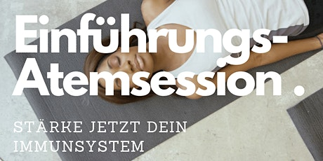 Wim Hof - Einführung Atemsession tickets
