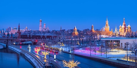 Holiday Special - The lights of Christmas in Zaryadye Park tickets