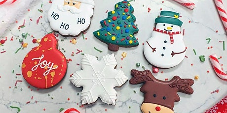 Christmas Cookie Decorating for Kids tickets