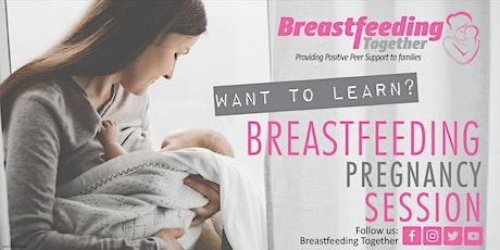 Breastfeeding Pregnancy Session tickets
