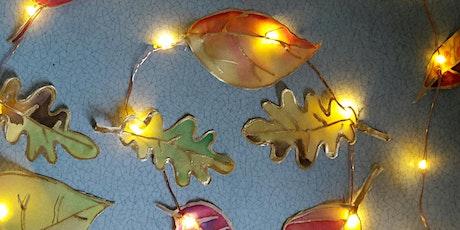 Silk Painted Woodland Lights tickets