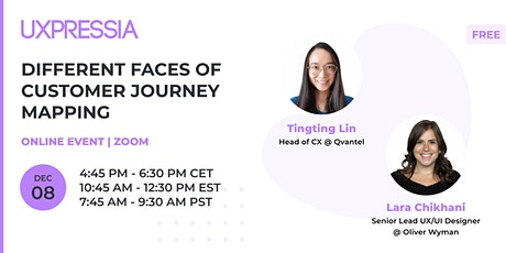Different Faces of Customer Journey Mapping Tickets