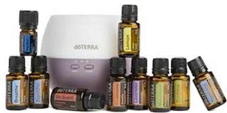 Intro to doTERRA Essential Oils tickets