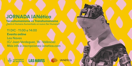 "Jornada ""Tecnohumanisme vs Transhumanisme"" tickets"