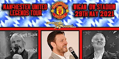 Manchester United Legends Tour - Wigan tickets