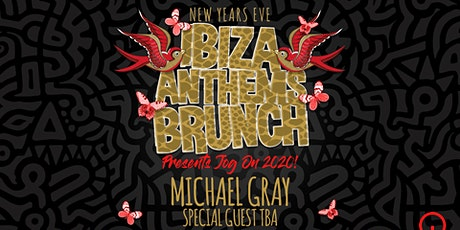 Ibiza Anthems Brunch New Year's Eve Party tickets
