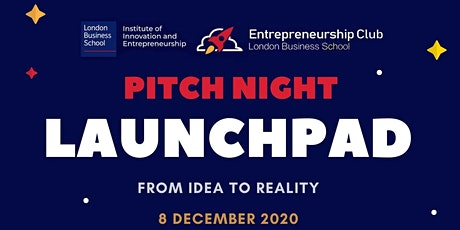 LBS Launchpad Pitch Night tickets