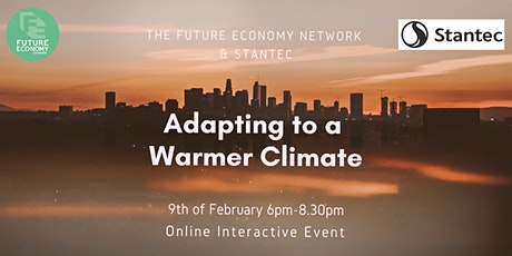 Adapting to a Warmer Climate (Part Two) tickets
