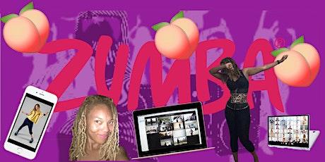 """""""Bubble Butt"""" Zumba Virtual Workout  (Free) tickets"""