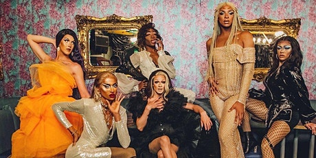 Bougie Drag Bottomless Brunch Manchester tickets
