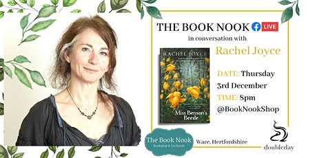 Meet the Author - Rachel Joyce tickets