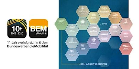 ONLINE-BEM-Arbeitsgruppentreffen Jahresrückblick und Agenda 2021