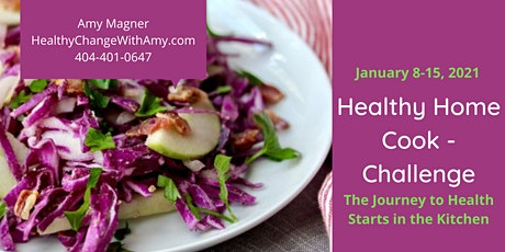 Healthy Home Cook-Challenge tickets