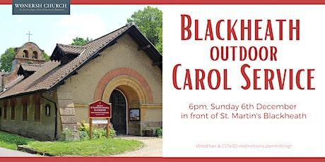 Blackheath Outdoor Carol Service tickets