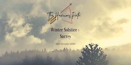 Winter Solstice Journey : Surrey tickets