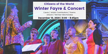 Winter Fayre Concert with Citizens of the World Choir! tickets