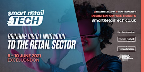 Smart Retail Tech Expo tickets
