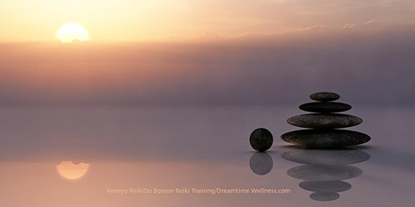 'Virtual' Reiki Share and Meditation tickets