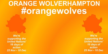 FREE Domestic Abuse Awareness for Faith Groups  #ORANGEWOLVES tickets
