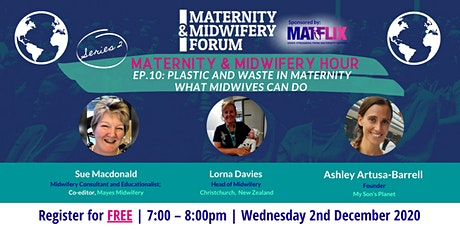 S2.EP.10 - Plastic and waste in maternity What Midwives can do tickets