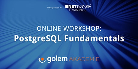 PostgreSQL Fundamentals tickets