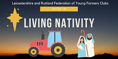 Drive In Living Nativity tickets