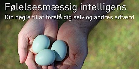Følelsesmæssig intelligens – nøglen til at forstå dig selv og andres adfærd tickets