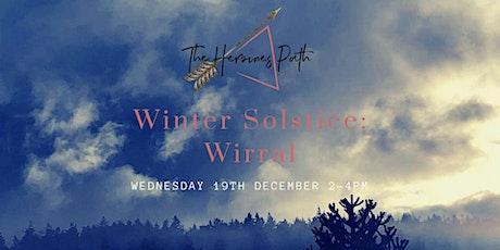 Winter Solstice Journey : Wirral tickets