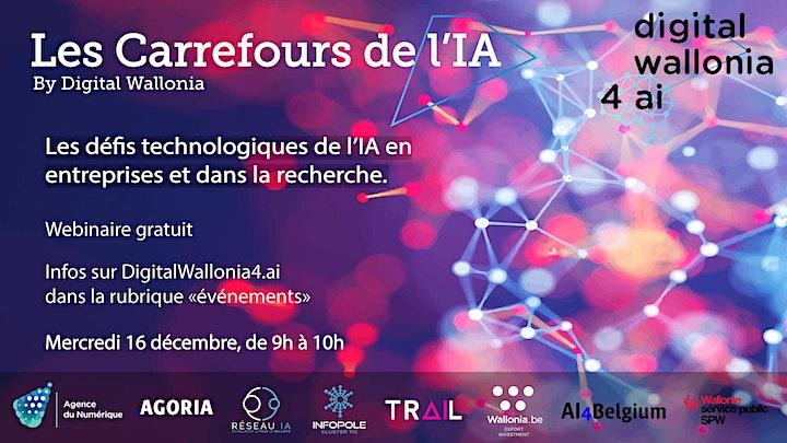 Image pour Les Carrefours de l'IA - décembre 2020