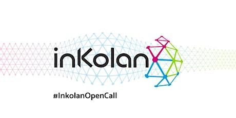 Webinar presentación - INKOLAN Open Call entradas