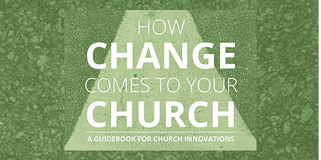 How change comes to your church tickets