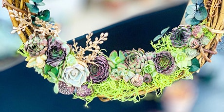 Holiday Succulent Workshop  @Tampa Succulents Greenhouse tickets