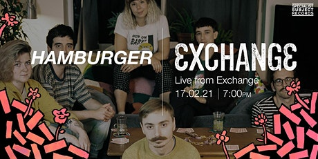 Fertile Ground Sessions: Hamburger tickets