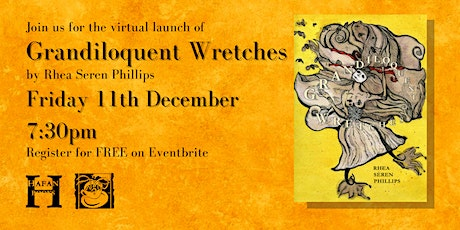 Grandiloquent Wretches Book Launch tickets