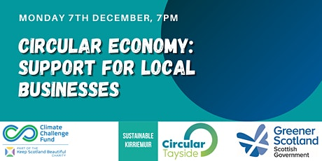 Local Business Support Session: Circular Economy tickets