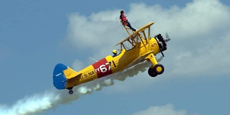 Wing Walk for Forest Holme Hospice Charity tickets