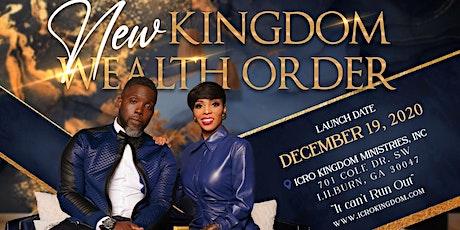 ICRO Kingdom Ministries, Inc. tickets