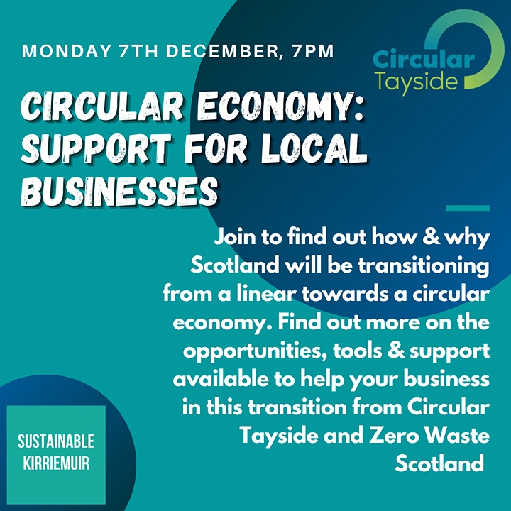 Local Business Support Session: Circular Economy image