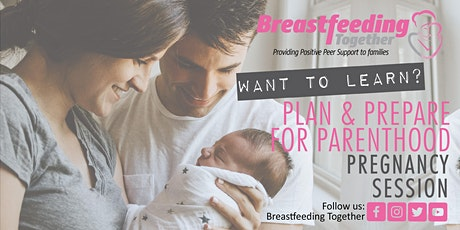 Plan and Prepare for Parenthood Pregnancy Session tickets